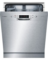 Bosch SMU50M15SK Innbyggingsoppvaskmaskin